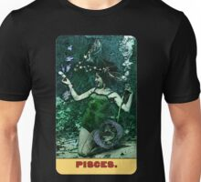 Pisces - from The Midway Arcana Unisex T-Shirt