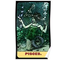 Pisces - from The Midway Arcana Poster