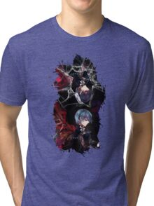 tokyo ghoul kaneki Tri-blend T-Shirt