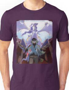 pokemon reshiram and n Unisex T-Shirt