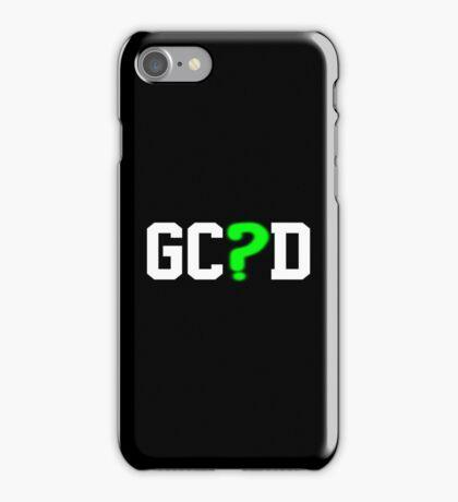 City of Gotham Police Dept. iPhone Case/Skin