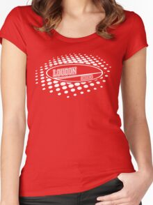 Loudon Redskins! Women's Fitted Scoop T-Shirt