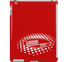 Loudon Redskins! iPad Case/Skin