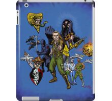 GI Joe Wars iPad Case/Skin
