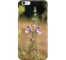 Purple Symmetry  iPhone Case/Skin