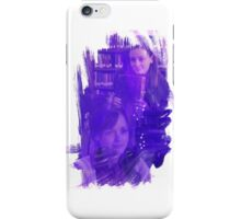Rory Gilmore - brush effect iPhone Case/Skin