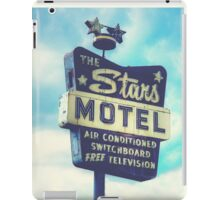The Stars Motel in Chicago iPad Case/Skin