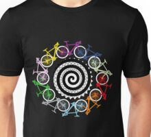 Bike hypnotic Unisex T-Shirt