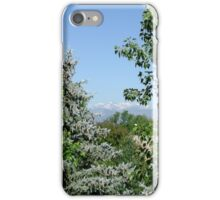 Rooftop in Johnstown iPhone Case/Skin