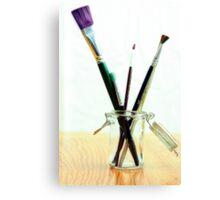 Artistic in Color Canvas Print
