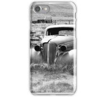 Ghost Town Transportation iPhone Case/Skin