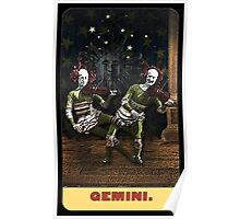 Gemini - from the Midway Arcana Poster