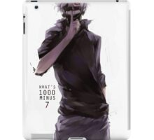 tokyo ghoul kaneki iPad Case/Skin