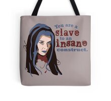 Insane Construct Tote Bag