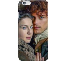 Claire & Jamie  iPhone Case/Skin