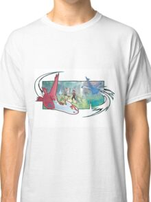 pokemon latios and latias Classic T-Shirt