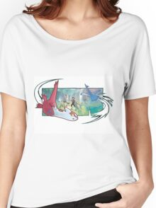 pokemon latios and latias Women's Relaxed Fit T-Shirt