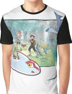 pokemon latios and latias Graphic T-Shirt