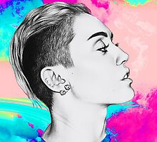 MILEY CYRUS - BANGERZzzz by Davy  Oldenburg