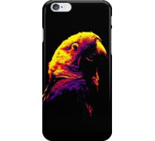 Colored Parakeet iPhone Case/Skin