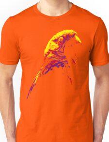 Colored Parakeet Unisex T-Shirt