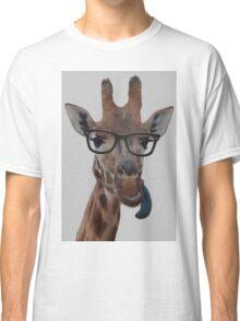 Geek Giraffe Classic T-Shirt