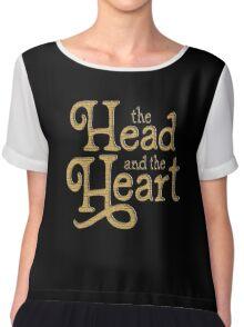 head and the heart  Chiffon Top