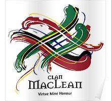 Clan MacLean  Poster