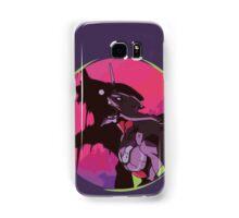 EVA 01 - Evangelion T-shirt / Poster / Phone case / Mug 2 Samsung Galaxy Case/Skin
