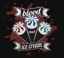 Blood & Ice Cream - Colour T-Shirt