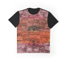 Tile Wall Feature Graphic T-Shirt