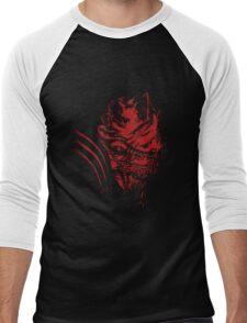 Wrex - Mass Effect Men's Baseball ¾ T-Shirt