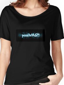 pokeWAS?! Women's Relaxed Fit T-Shirt