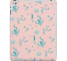 Design Based in Reality Pink iPad Case/Skin