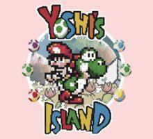 YOSHI'S ISLAND One Piece - Short Sleeve
