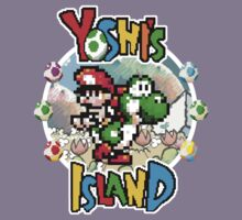 YOSHI'S ISLAND Kids Tee