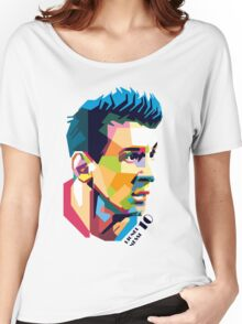 All About Messi Women's Relaxed Fit T-Shirt