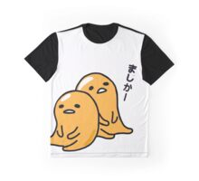 Double Yolk Gudetama Graphic T-Shirt