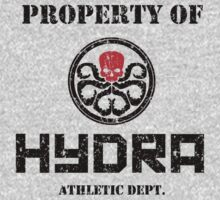 Hydra Athletic Dept. by ExplodingZombie