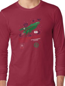 Space Delivery Long Sleeve T-Shirt