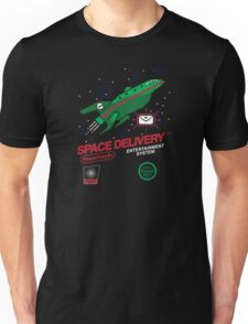 Space Delivery Unisex T-Shirt