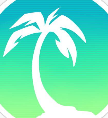 Palm Sticker