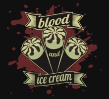 Blood & Ice Cream - Variant T-Shirt