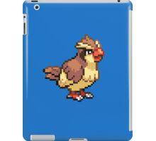 Old School Pokemon 8-Bit Pidgey Fun! Gotta Catch 'Em All.  iPad Case/Skin