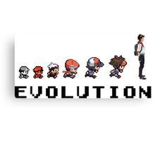 Pokemon Revolution - Pokemon Go Canvas Print