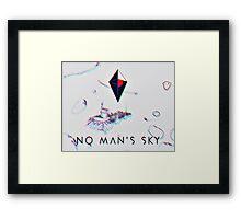 No Man's Sky Framed Print