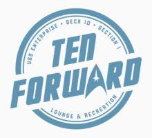 Ten Forward Kids Tee