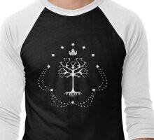 Tree of Gondor Men's Baseball ¾ T-Shirt