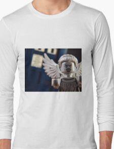 Weeping Angel Long Sleeve T-Shirt