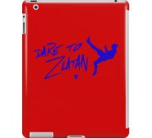 Dare to Zlatan in Manchester Away iPad Case/Skin
